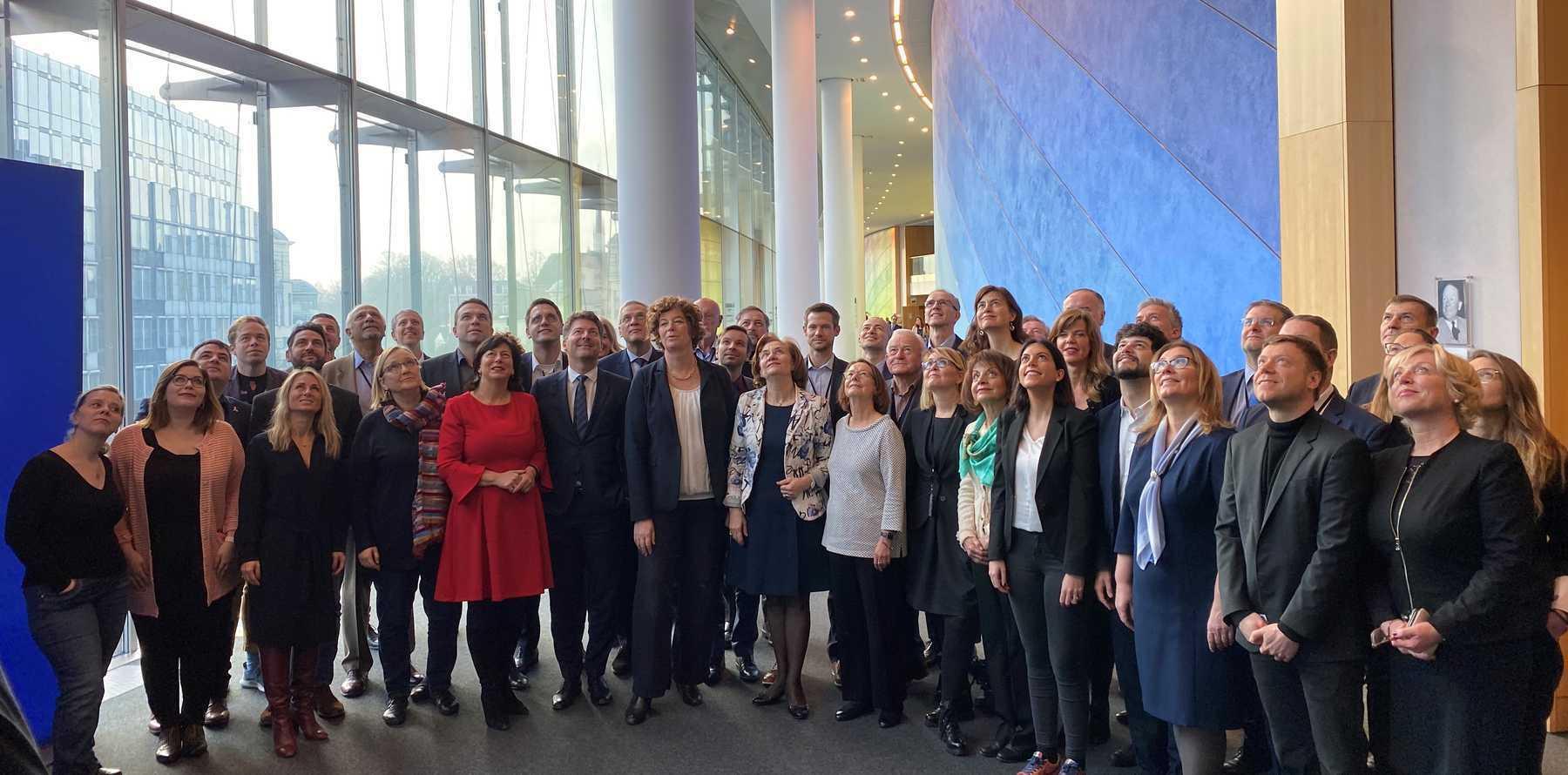 Viering 15 jaar Commissie Interne Markt en Consumentenbescherming