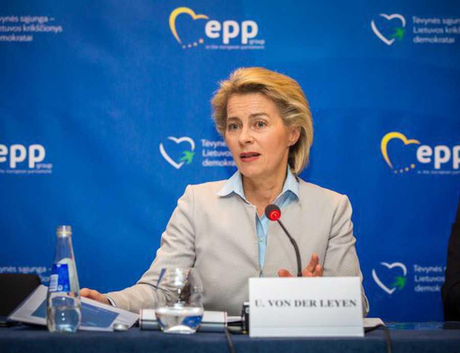 Kris Peeters en Cindy Franssen (CD&V): verkiezing van von der Leyen is een voltreffer
